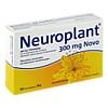 NEUROPLANT 300 mg Novo Filmtabletten, 60 ST, Dr.Willmar Schwabe GmbH & Co.KG