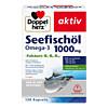 Doppelherz Seefischöl Omega-3 1000mg + Folsäure, 120 ST, Queisser Pharma GmbH & Co. KG
