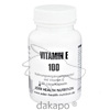 Vitamin E 100, 60 ST, Eder Health Nutrition