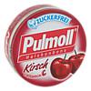 PULMOLL HUSTENBONBON WILDKIRSCHE ZUCKERFREI, 20 G, Sanotact GmbH