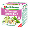 BAD HEILBRUNNER Tee Schwangerschaft 2 Bio Fbtl., 15 ST, Bad Heilbrunner Naturheilm.GmbH&Co.KG
