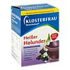 KLOSTERFRAU Broncholind heißer Holunder Pulver, 10X15 G, MCM KLOSTERFRAU Vertr. GmbH