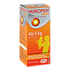 Nurofen Junior Fiebersaft Orange 2%, 100 ML, Reckitt Benckiser Deutschland GmbH