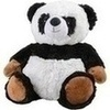 Wärme-Stofftier Panda YinYin schwarz/weiß, 1 ST, Greenlife Value GmbH