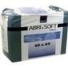 ABRI SOFT 60X60CM, 25 ST, Abena GmbH