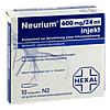 NEURIUM 600 INJEKT, 10 Stück, HEXAL AG