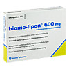 BIOMO LIPON 600mg, 5 ST, Biomo Pharma GmbH
