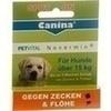 PETVITAL Novermin für Hunde über 15kg vet., 4 ML, Canina Pharma GmbH