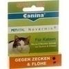 PETVITAL Novermin für Katzen vet, 2 ML, Canina Pharma GmbH