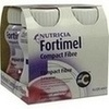 Fortimel Compact Fibre Erdbeere, 4X125 ML, Nutricia GmbH