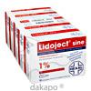 LIDOJECT sine 1% Injektionslösung in Ampullen, 50X5 ML, Hexal AG