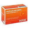 HEPAR HEVERT Lebertabletten SL, 100 ST, Hevert Arzneimittel GmbH & Co. KG