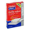 GoTa-silber Wundpflaster steril 5x7.2cm, 5 ST, Gothaplast GmbH