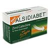 ALSIDIABET Zimt-Catechine f.Diab.TypII 1xtaegl., 60 ST, Alsitan GmbH