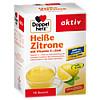 Doppelherz Heiße Zitrone Vitamin C + Zink, 10 ST, Queisser Pharma GmbH & Co. KG