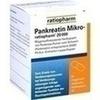 Pankreatin Mikro-ratiopharm 20000, 50 ST, ratiopharm GmbH