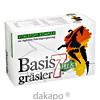 BASIS 7 gräsler plus Trinkfläschchen, 15X10 ML, sanoctua GmbH & Co. KG
