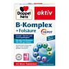 Doppelherz B-Komplex + Folsäure, 45 ST, Queisser Pharma GmbH & Co. KG