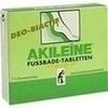 AKILEINE DEO-BIACTIF Bade-Tabletten, 7 ST, Labosept GmbH Cosmetica