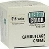 DERMACOLOR CAMOUFLAGE S16 WHITE, 25 ML, Kryolan GmbH