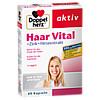 Doppelherz Haar Vital + Zink + Hirseextrakt, 60 ST, Queisser Pharma GmbH & Co. KG