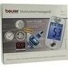 Beurer GL 40 Blutzuckermessgerät mmol/l codefree, 1 ST, Beurer GmbH Gesundheit und Wohlbefinden