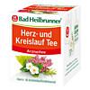 Bad Heilbrunner Herz-und Kreislauftee N, 8X1.5 G, Bad Heilbrunner Naturheilmittel GmbH & Co. KG