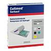 Cutimed Sorbact Gel 7.5x7.5cm, 12 ST, Bsn Medical GmbH