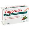 Fagorutin Venen Aktiv Kapseln, 100 ST, Omega Pharma Deutschland GmbH