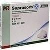 Suprasorb X + PHMB HydroBalance-Wundverband 9x9cm, 4 ST, Lohmann & Rauscher GmbH & Co. KG