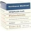 YPSIFLEX-haft 6cmX4m Fixierbinde, 1 ST, Holthaus Medical GmbH & Co. KG