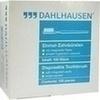 Einmal-Zahnbürste mit Paste, 100 ST, P.J.Dahlhausen & Co. GmbH