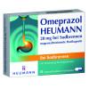 Omeprazol Heumann 20mg b Sodbr.magensaftr.Hartk., 14 Stück, Heumann Pharma GmbH & Co. Generica KG