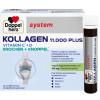 Doppelherz Kollagen 11000 Plus system, 30 × 25 Milliliter, Queisser Pharma GmbH & Co. KG
