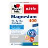 DOPPELHERZ Magnesium 400 mg Tabletten, 60 ST, Queisser Pharma GmbH & Co. KG