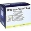 BD AutoShield Duo Sicherheits-Pen-Nadel 8mm, 100 ST, Becton Dickinson GmbH