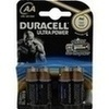 Duracell Ultra Power-AA(MN1500/LR6) K4 m Powerch., 4 ST, Duracell Germany GmbH