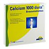 Calcium 1000 Dura Brausetabletten, 100 ST, Mylan dura GmbH