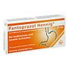 Pantoprazol Hennig b.Sodbrennen 20mg Magen.res.Tab, 14 Stück, Hennig Arzneimittel GmbH & Co. KG