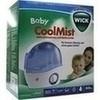 WICK Mini Ultraschall Luftbefeuchter WH5000E4, 1 ST, Kaz Europe Sa