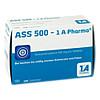 ASS 500-1A Pharma, 100 Stück, 1 A Pharma GmbH