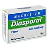 MAGNESIUM DIASPORAL 2mmol, 5X5 ML, Protina Pharmazeutische GmbH