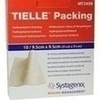 TIELLE Packing hydro Verband steril 9.5cmx9.5cm, 10 ST, Kci Medizinprodukte GmbH