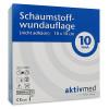AKTIVMED Schaumstoffwundaufl.10x10 cm nicht adhäs., 10 ST, Aktivmed GmbH
