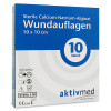 aktivmed Sterile Calcium-Natrium-Alginat Wundaufl., 10 ST, Aktivmed GmbH