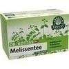 DR. KOTTAS Melissentee Filterbeutel, 20 ST, Hecht-Pharma GmbH