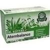 DR. KOTTAS Atembalance Tee Filterbeutel, 20 ST, Hecht-Pharma GmbH