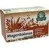 DR. KOTTAS Magenbalance Tee Filterbeutel, 20 ST, Hecht Pharma GmbH GB - Handelsware