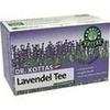 DR. KOTTAS Lavendeltee Filterbeutel, 20 ST, Hecht Pharma GmbH GB - Handelsware