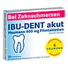 IBU-DENT akut Heumann 400mg Filmtabletten, 20 Stück, Heumann Pharma GmbH & Co. Generica KG